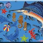 Mosaics A SPECIAL TOUCH FOR A POOL AquapHina